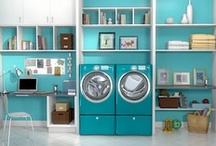 Laundry Room / by Kate Neideigh