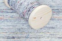 fabric | fiber | textile / by Almira Firmansyah