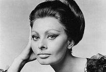 Sophia Loren / Classy and beautiful / by Linda Swoboda