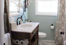 Bathroom / by Kate Neideigh