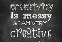 Where Bloggers Create / Creative Spaces