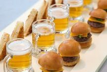 Food : STREET & FINGER  / Take away food, on the go, street food, finger food, appetizers, jar food ...