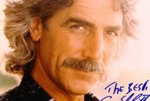Sam Elliot - the man / I could listen to his truck commercials all day! Had too many pics in My Type. He deserved his own page. / by Linda Swoboda