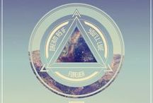 Shapes : HIPSTER'S △○✕□ / △○✕□