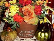 Fall  Decor and Crafts / Fall Decorations and great Fall Craft Ideas!
