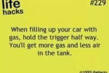 Life Hacks :) / Why Didn't We Think Of These! :) / by Connie Mohney