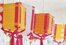 Chinese New Year: Crafts & DIY / Fun stuff to make for youngsters and the young at heart.