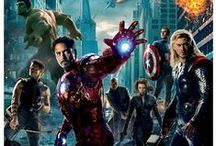 MARVEL-ous! / Marvel Cinematic Universe! (Mostly Avengers...Steve and Thor have their own boards *wink*) / by Maribeth Barber