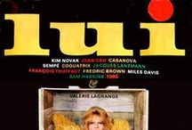 #Lui - #LuiMagazine First edition from 1963 --- / Please find here the covers of the first edition of the iconic french magazine #Lui from 1963