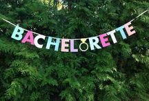 Bachelorette party / by Rachel Thayer