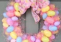 Easter and Spring Decor and Crafts