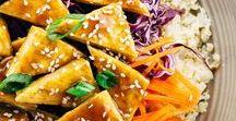 Tofu / Tofu lovers dream