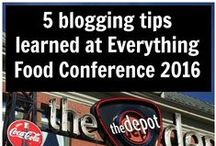 Food blogging tips / Tips to improve SEO, email lists, photography, video, and everything else in between!