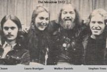 Laura & Meadows 1972-73 / 1972, at age 20, Laura became a member of the Meadow with Chris van Cleave, Walker Daniels, Stephen Tree (Replaced by Bob Valdez 1973)