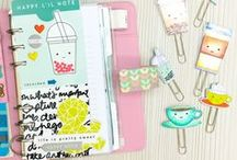 Klemmareita / Paperclips, Diy paperclips, Paperclip ideas and inspiration