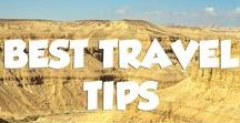 Great Travel Tips / This is where you can find the best travel tips on earth! Where to find the cheapest airline tickets? When is it best to visit Rio? How to book a room at the Hilton at an amazingly low cost? What tent should you take to Nepal and what not...