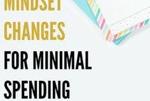 Saving Money / budgeting, saving, money, finances, financial tips, articles, frugal, thrifty, minimal living