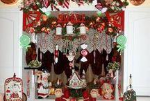 Christmas Kitchens