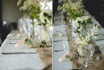 Wedding Details / Pretty bouquets, decor and wedding details photos.