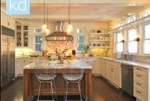 Kitchen / by The Countess of Nassau County