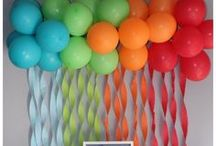 Celebrate : Birthday Party Ideas / by Heather Lynne