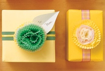 birthdays & parties / by Rachael Olson