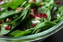 Recipes: Salads I Love