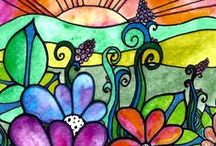 Pinturas / by Rosana Abreu