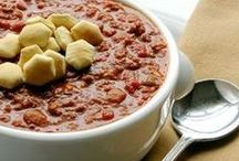 Recipes: Soups, Stews and Chilis I Love