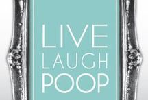 Poop Room / by Jessica Smith