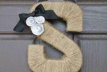Wreaths and Doors / by Jessica Smith