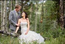 Jasper Weddings / Photos of Jasperweddings by ENV Photography #weddingphotography #mountainweddings #jasper
