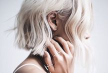 // HAIR // / All things hair related. From color to style & how-to's! / by yasmin roohi