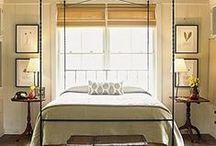 bedrooms / by cindy sachdeva