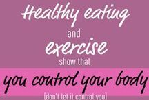 Health and Fitness / Workout tutorials, health information, etc / by Hook Your Heart Out