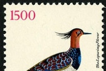 Birds on Postage Stamps / Postage stamps from the Smithsonian National Postal Museum featuring birds.  / by National Postal Museum