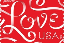 Love and Romance Stamps / by National Postal Museum