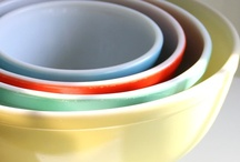 Mixing it Up with Bowls Bowls Bowls♥ / by Ashley Mayer