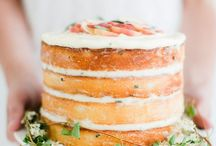 // CAKE // / #Wedding cakes and #desserts  / by yasmin roohi