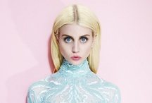 Rebel Girl / Fashion imagery mood board / by Joseph Piper