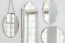 Vintage Mirrors / by Ashley Mayer