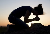 Daily Prayers & Devotions / by Ashley Mayer