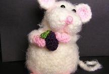 Crochet Toys and Stuffies / by Tracey Yarbrough
