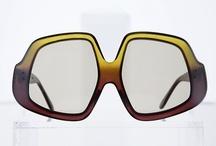 Eyewear / Eyewear design references. Glasses & Sunglasses.  / by Joseph Piper