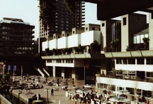 Concrete / Mood Board & reference to Concrete construction / by Joseph Piper