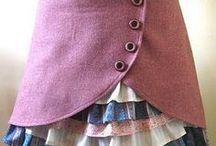 Seamstress Stuff / Sewing projects to stimulate my creativity. / by Debra Douglas