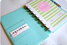 in a bind / printables for the ultimate day planner
