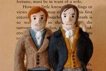 For the Love of Jane Austen / by Kristen Thomas