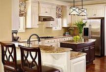 Kitchen Ideas / by Julie Gordon