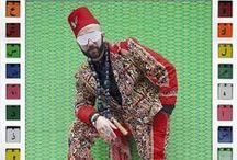 Color of Morocco / Hassan Hajjaj, photographer